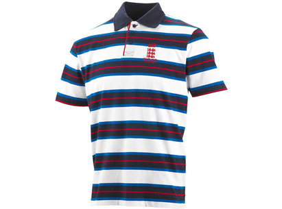Wide Striped Polo Shirt