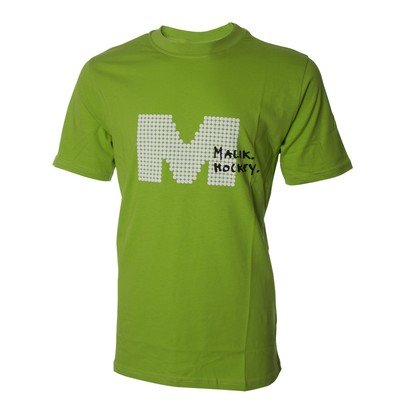Malik M-Logo T-Shirt
