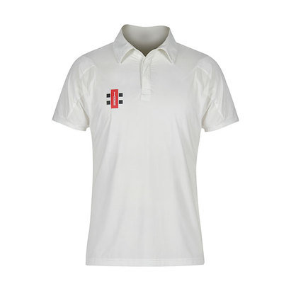 Gray-Nicolls Velocity Short Sleeve Cricket Shirt - Senior