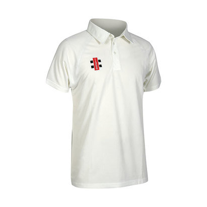 Gray-Nicolls Matrix Cricket Shirt - Senior