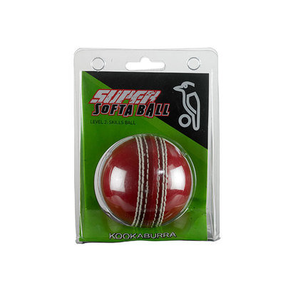 Kookaburra Super Coach Level 2 Super Softa Cricket Ball