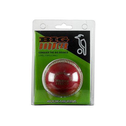 Kookaburra Super Coach Level 2 Big Bouncer Cricket Ball
