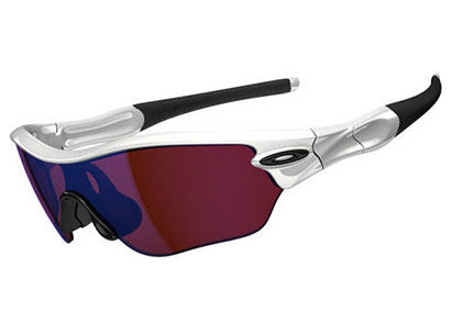 08e59f71153 Oakley RADAR EDGE Womens Sunglasses - Polished White   G30 Iridium ...