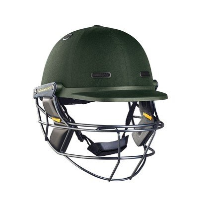 Masuri Vision Series ELITE Cricket Helmet Titanium Grille
