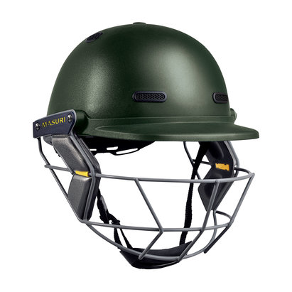 Masuri Vision Series JUNIOR CLUB Cricket Helmet Steel Grille