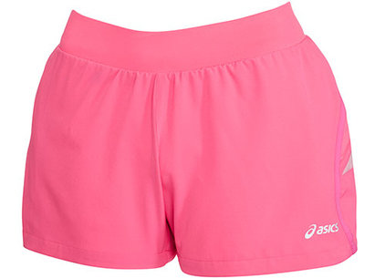 Asics Womens Pace 3.5in Running Shorts