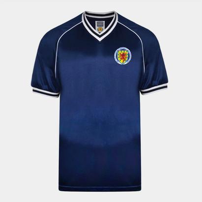 Score Draw Draw Scotland 82 Home Jersey