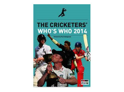 All Out Cricket The Cricketers Whos Who 2014