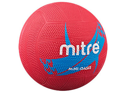 Oasis Moulded Netball - Mini Ball