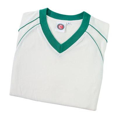 Hunts County Concept Fleece Junior Cricket Slipover