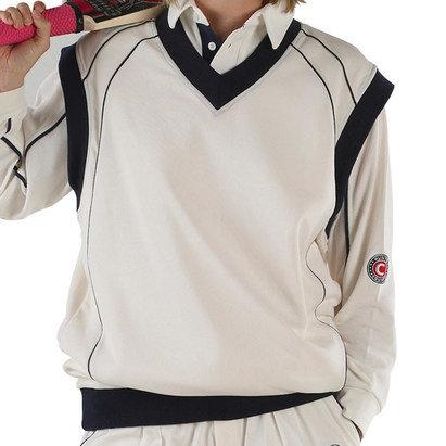 Hunts County Concept Fleece Cricket Slipover - Senior