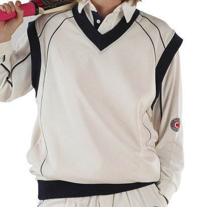 Hunts County Concept Fleece Senior Cricket Jumper