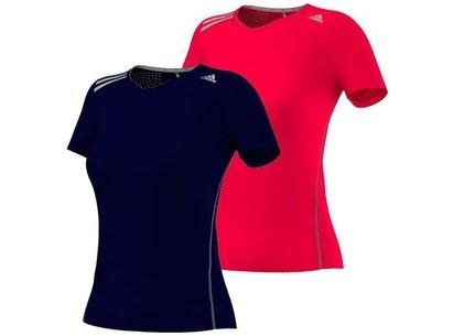 adidas AW14 Womens ClimaChill T-Shirt