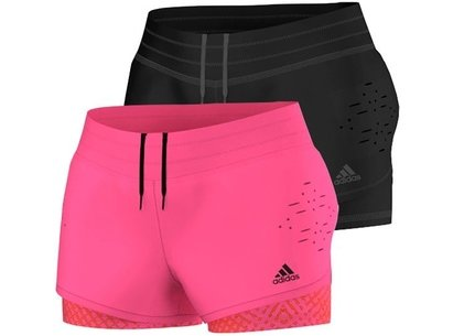 adidas AW14 Womens Studio Power Woven Shorts