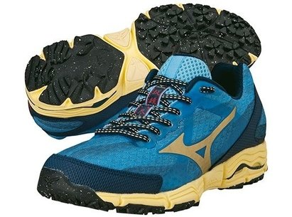 Mizuno AW14 Womens Wave Mujin Trail Running Shoes