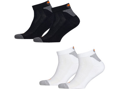 Puma Cell Performance Unisex Midweight Quarter Socks - 2 Pack