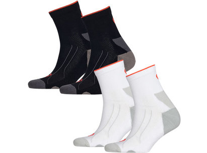 Puma Cell Performance Training Midweight Short Crew Socks