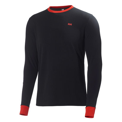 Helly Hansen ACTIVE Flow Mens Long Sleeve Baselayer Top