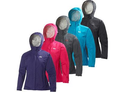 Helly Hansen Womens LOKE Packable Waterproof Jacket