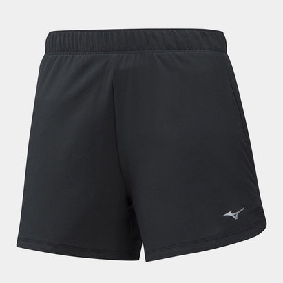 Mizuno AW14 Womens Drylite Square 4.0 Running Shorts