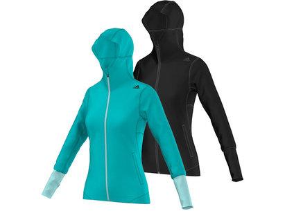 adidas AW14 Womens ClimaHeat Full Zip Fleece Hoody