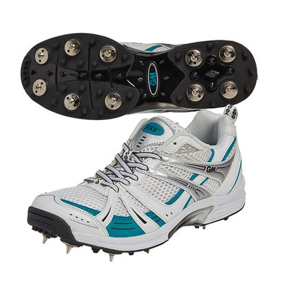 Gunn & Moore 2015 Six6 Multi-function Spiked Junior Cricket Shoes