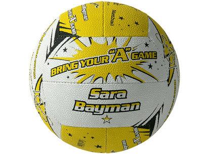 Gilbert Signature Netball - England - Sara Bayman