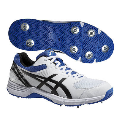 Asics Gel 100 Not Out GS Junior Cricket Shoes