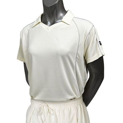 Gunn & Moore Icon Short Sleeve Cricket Shirt - Womens