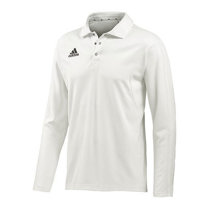 adidas Cricket Long Sleeve Shirt