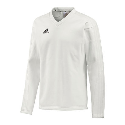 adidas Long Sleeve Cricket Jumper