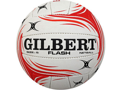 Gilbert England Netball Replica Flash Match Ball