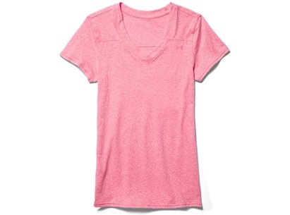 Under Armour Training Womens Charged Cotton T-Shirt SS15