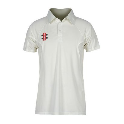 Gray-Nicolls Storm Cricket Shirt - Senior
