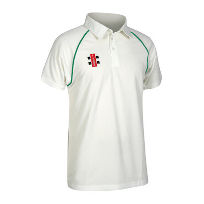 Gray-Nicolls Gray Nicolls Matrix Trimmed Junior Cricket Shirt