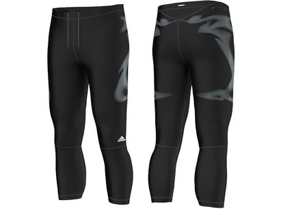adidas Mens Adizero Sprintweb Running Tights