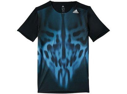 adidas Mens SS15 Adizero Running T-Shirt