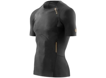 Skins A400 Compression Short Sleeve Top - Mens