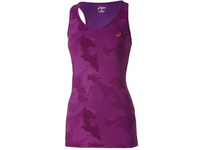 Asics SS15 Womens Racer Back Training Tank