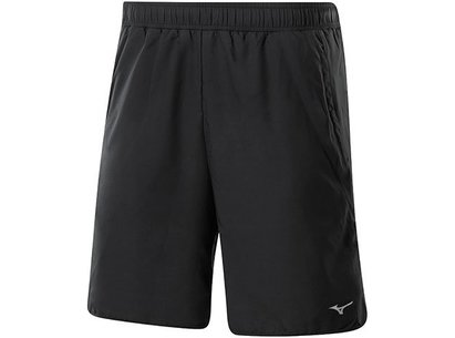 Mizuno 15 Mens Drylite Square 8.5in Running Shorts
