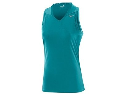 Mizuno 15 Womens Drylite Core Sleeveless Top