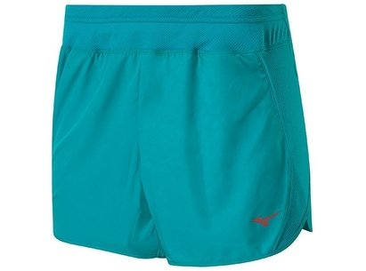 Mizuno 15 Womens Drylite Square 4.0 Shorts