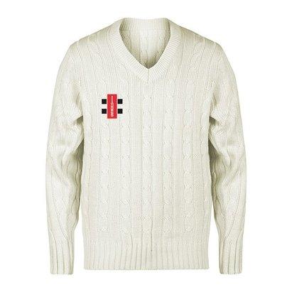 Gray-Nicolls Gray Nicolls Knitted Acrylic Junior Cricket Sweater