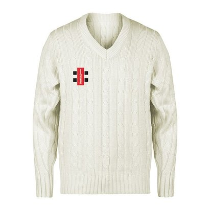 Knitted Acrylic Senior Cricket Jumper