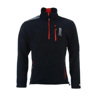 England Cricket Classic 1/4 Zip Micro Fleece