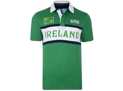 RWC15 Ireland IRFU Chestband L/S Rugby