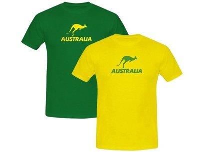 Sports Graphics Australia Kangaroo Junior T-Shirt
