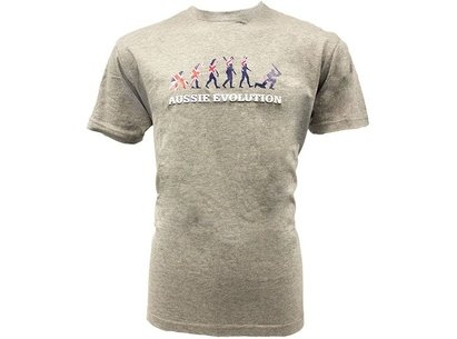 Sports Graphics Australia Aussie Evolution T-Shirt - Mens