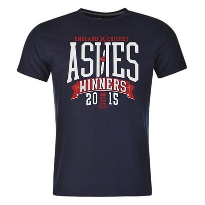 England Cricket Ashes 2015 Winners T-Shirt