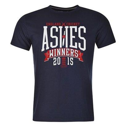 England Cricket Ashes 2015 Winners T-Shirt